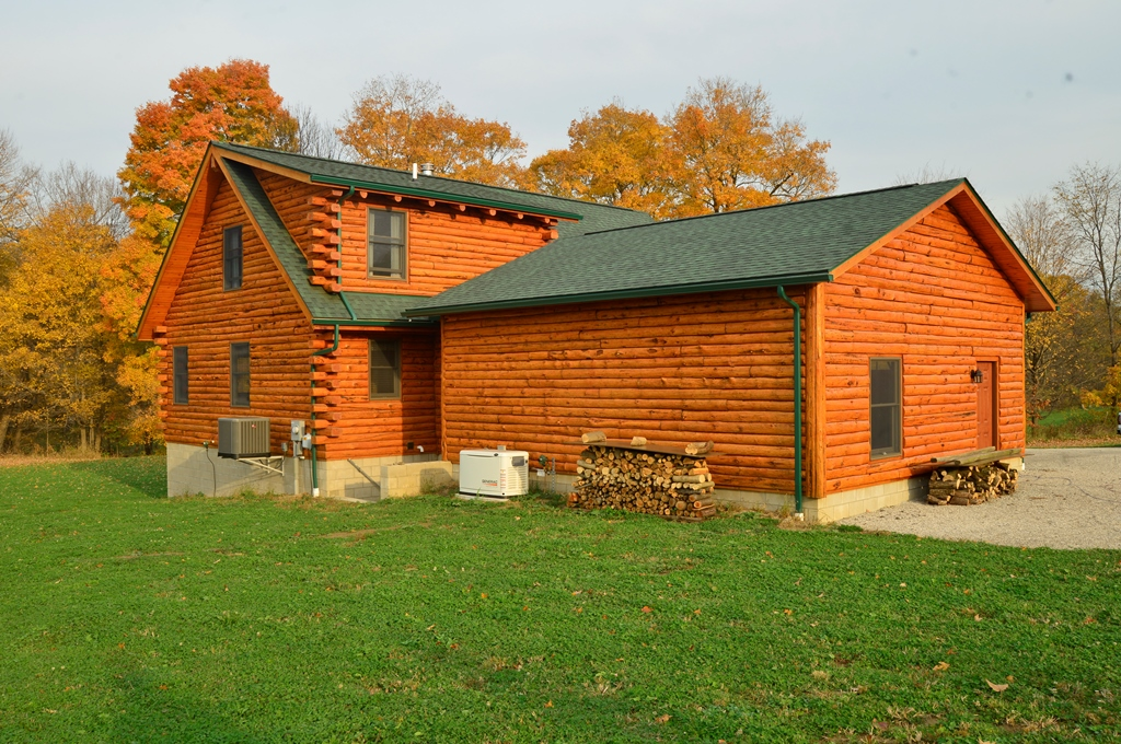 Wooster Cabin