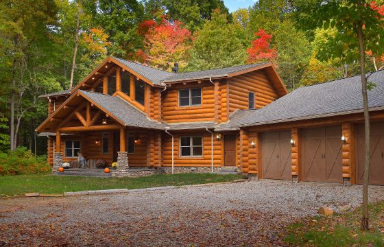welcome to fairview log homes ohio s premier custom log home builder rh fairviewloghomes net