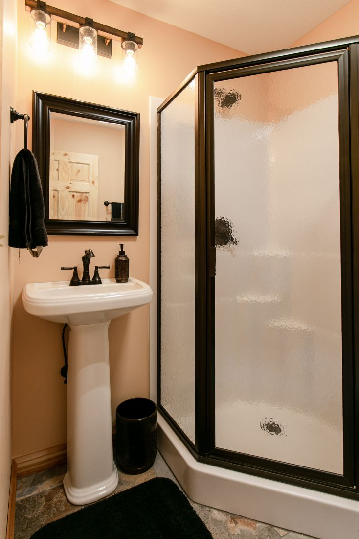 Guest Bathroom with Shower Only