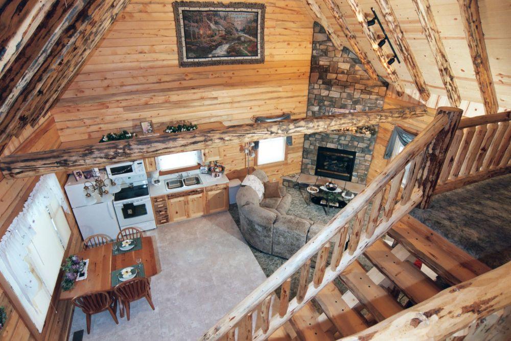 Steiner Cabin